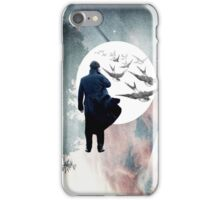 Falling Is Just Like Flying iPhone Case/Skin
