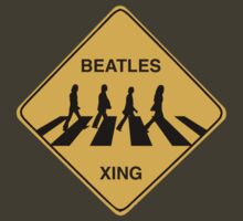Beatles Crossing! by Snufkin