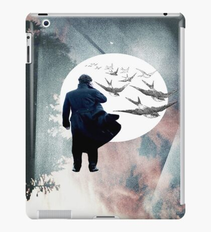 Falling Is Just Like Flying iPad Case/Skin