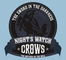 Night's Watch Crest Kids Clothes