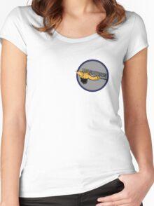 ThunderGun Graphics Women's Fitted Scoop T-Shirt