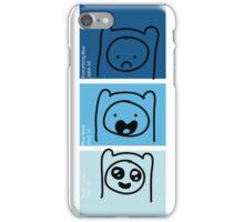 Color Swatch- Finn iPhone Case/Skin