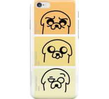 Color Swatch- Jake iPhone Case/Skin