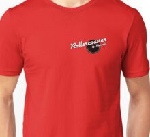 Rollercoaster Records | Crest Unisex T-Shirt