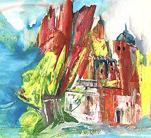 Italy - Cinque Terre 02 by Goodaboom