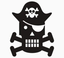 Pirate Robot by Gravityx9