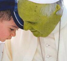 Shrek Pope Sticker