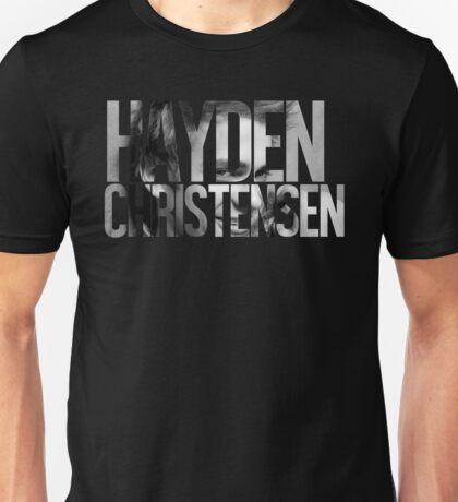 Hayden Christensen Unisex T-Shirt