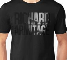 Richard Armitage Unisex T-Shirt
