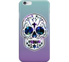 Nebula Skull iPhone Case/Skin