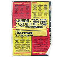 The Virginmarys Poster