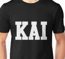 Wolf Kai Unisex T-Shirt