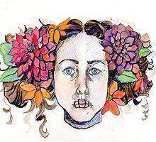 Dahlia  by Erin  Pearce