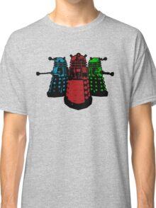Pop Daleks Classic T-Shirt