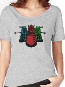 Pop Daleks Women's Relaxed Fit T-Shirt