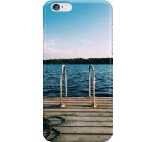 Dock Ladder Photograph iPhone Case/Skin