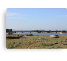 Walney Channel  Canvas Print