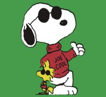 Woodstock and Snoopy are Cool  Kids Clothes