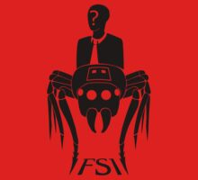 Fish Spider Industries by RageGamingVideo