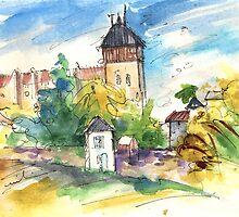 France - Saint Bertrand de Comminges 01 by Goodaboom