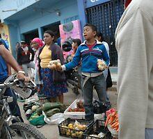 Mercado - Esperanza by miguelitopia
