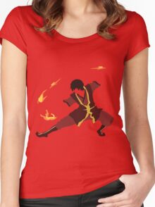 Zuko Women's Fitted Scoop T-Shirt