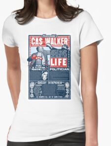 Knoxville's Cas Walker. Country Music. Dolly Parton Womens Fitted T-Shirt