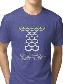 Torchwood Institute Tri-blend T-Shirt