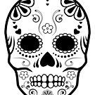 sugar skull by asyrum
