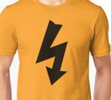 Electrical Warning Symbol Unisex T-Shirt