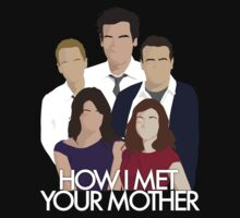 How I Met Your Mother Cast by Evelyn Gonzalez