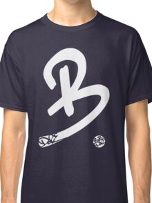 Be Dope (White) Classic T-Shirt