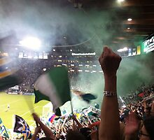 Timbers Army  by infinidee