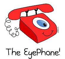 The EyePhone by Hannah Sterry