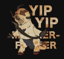 YIP YIP MOTHER F**KER by Sophersgreen