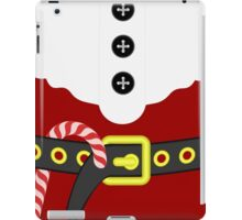 Santa Suit VRS2 iPad Case/Skin