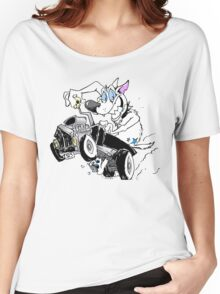 Sirius Ride  Women's Relaxed Fit T-Shirt