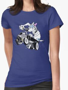 Sirius Ride  Womens Fitted T-Shirt