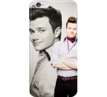 Kurt Hummel is here! iPhone Case/Skin