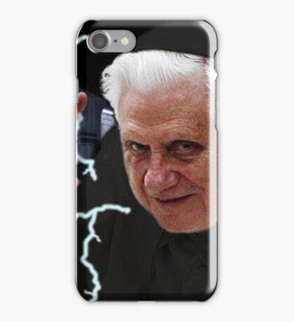 Palpatine Pope iPhone Case/Skin