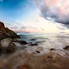 Pastel Point by David Haworth