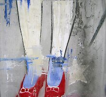 """Ruby Slippers"" by Katie Robinson"
