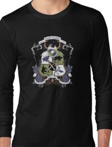 Dragon Training Crest - How to Train Your Dragon Long Sleeve T-Shirt