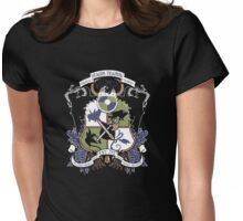 Dragon Training Crest - How to Train Your Dragon Womens Fitted T-Shirt