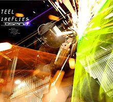 Steel Fireflies by punkxn0tdead