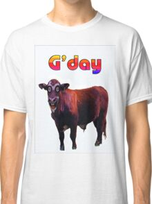 G'DAY Classic T-Shirt