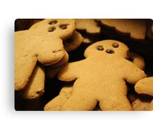 Do You Know the Muffin Man? Canvas Print