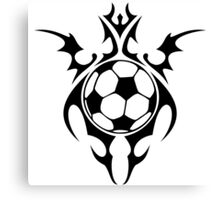 futbol : tribalz Canvas Print