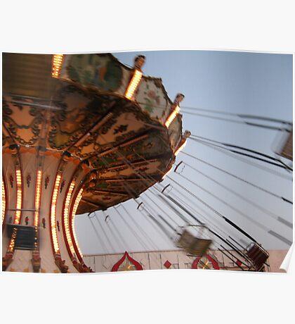 Swing! Swing! Poster