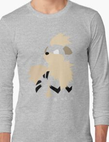 Growlithe Long Sleeve T-Shirt